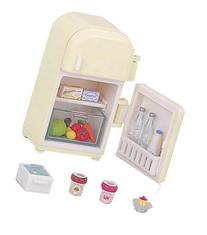 Sylvania family kitchen / dining room refrigerator set over