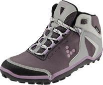 Vivobarefoot Women's Synth Hiking Boot,Aubergine,36 EU/6 M