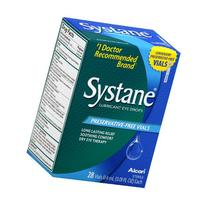 ALCON SYSTANE Preservative-Free Vials Dry Eye Lubricant