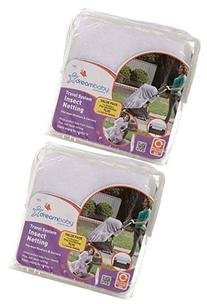 Dreambaby Baby Travel System Insect Netting - 2 Count