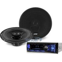 BOSS AUDIO 638BCK Package Includes 611UAB Single-DIN AM/FM