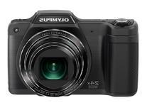 OLYMPUS SZ-15 Black 16 MP Wide Angle Digital Camera HDTV
