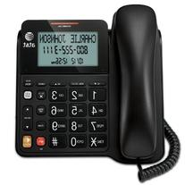 AT&T CL2940 Corded Phone with Speakerphone, Extra-Large Tilt