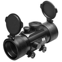 NcStar 1X45 T-Style Red Dot Sight / Weaver Base