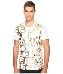 Versace Jeans - T-Shirt EB3GPB708  Men's T Shirt