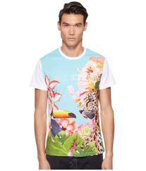 Versace Jeans - T-Shirt EB3GPB754  Men's T Shirt