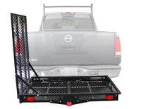 TMS T-WCR-2849 Heavy Duty 500-Pound Mobility Hitch Carrier