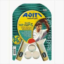 Stiga T0501 Classic 2-Player Pips Out Table Tennis Set
