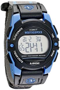 Timex Unisex T49660 Expedition Mid-Size Digital CAT Gray/