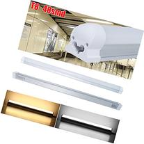 Excellent Integrated T8 9W LED Tube Lamps Lights Day White 0