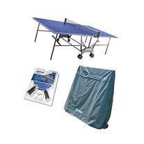 Kettler Outdoor Table Tennis Table - Axos 1 with Outdoor