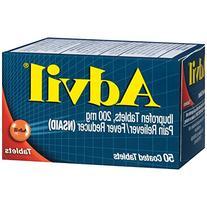 Advil Tablets-50ct
