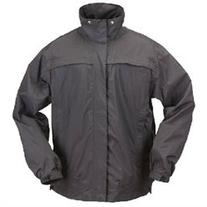 511 Tactical Tac Dry Rain Shell, color: Black, size: 2x-