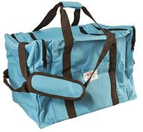Tack Carry Bag Matching Duffle Bags, Turquoise