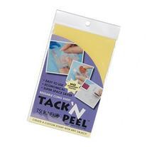 Tack 'n Peel Reusable Cling Sheet-4X6.5