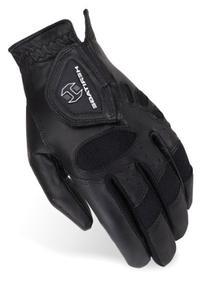 Heritage Tackified Pro-Air Show Gloves, Size 6, Black