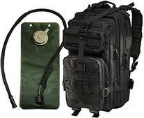 Small Tactical Military Army Backpack By Monkey Paks -