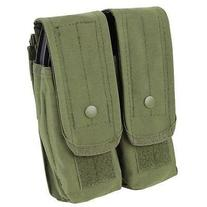 Condor Tactical Double AR/AK Mag Pouch - Olive Drab