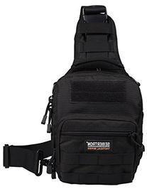 Seibertron Tactical Outlaw Sling Pack with Shoulder Sling