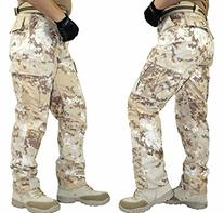 OSdream Outdoor Tactical Pants, Battle Strike Uniform Pants