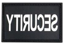 Rapid Dominance Tactical Rubber Patch - SECURITY