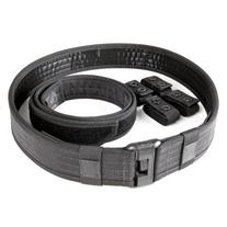 5.11 Tactical Sierra Bravo Duty Belt Kit, Black, Large