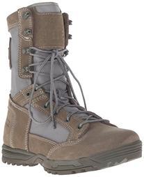 5.11 Tactical Men's Skyweight Side Zip Tactical Boot,Sage,12