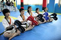 Yosoo®Pack of 2 Taekwondo Durable Kick Pad Target Tae Kwon