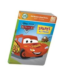 LeapFrog Tag Junior Book Cars Shapes All Around