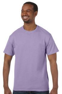 Hanes - 6 oz. Tagless T-Shirt >> L,MAROON