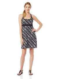 Soybu Tahiti Dress - Women's Black Tie Dye, XL