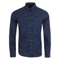 Tailored Fit Smudge Shirt