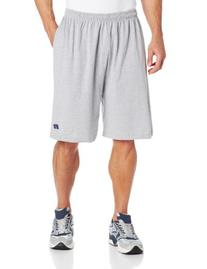 Russell Athletic Men's Big & Tall Cotton Jersey Pull-On