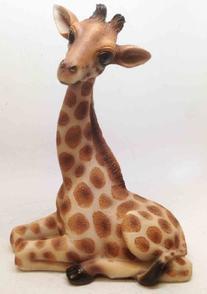 "10.25/""H Safari Giraffe /""High Hopes/"" Figurine Collectible Wild Life Decorative"