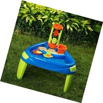 "11 1/4"" Tall Toys Detachable, Sand and Water Play Table,"