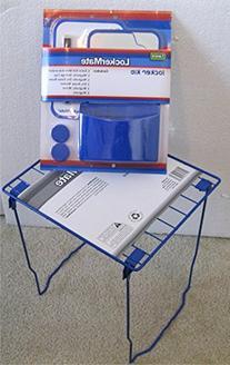Lockermate 7 Piece Tall Wire Locker Kit