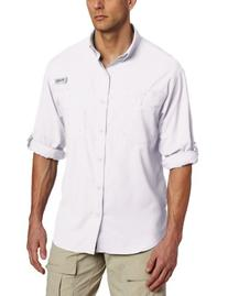 Columbia Men's Tamiami II Long Sleeve Fishing Shirt