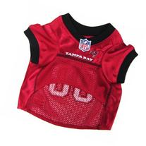 Pets First EPTBJ-XS Tampa Bay Buccaneers NFL Dog Jersey -
