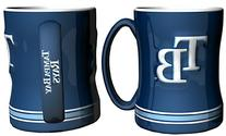 Tampa Bay Rays Sculpted Coffee Mug