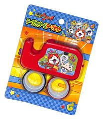YoKai Watch Tape and Dispenser Set Specter Watch Japanese