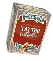 Wrecking Balm Tattoo Fade System