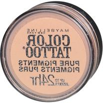 Maybelline Color Tattoo Pure Pigments Loose Powder, Barely