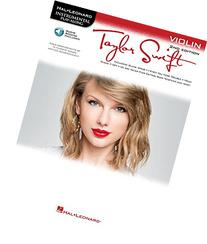 Taylor Swift: Violin Play-Along Book with Online Audio