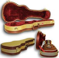 KALA TCS Vintage Tweed Soprano Ukulele Hard Case