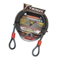 Trimax Dual Loop Quadra Braid Trimaflex Cable