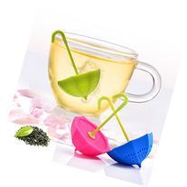 Tea Bag Infuser-Senbowe™ 3 Pack Colorful Genuine Premium