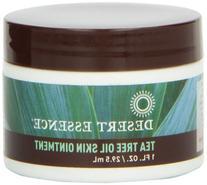 Organic Tea Tree Oil Skin Oint. - 1 fl oz