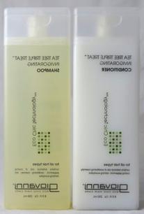 Giovanni Tea Tree Triple Treat , Duo Set Shampoo &