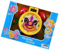 "AMPERSAND SHOPS ""Tell the Time"" Teaching Talking Clock"