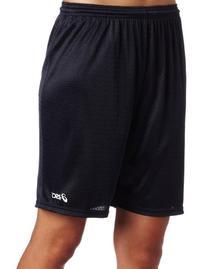 ASICS Men's Team 9 Mesh Shorts II, Navy, Medium